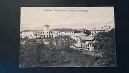 KENYA - MOMBASA - Principal Part & Centre Of Mombasa - Kenya