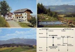 St. Leonhardo - Pension Pichler Hof - Formato Grande Viaggiata – E 10 - Hotels & Restaurants