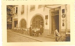 BELGIQUE - (Prov. Lux. ) HOUFFALIZE - Bonds Hôtel  ( Photo: Format 12X8 ) - Lieux