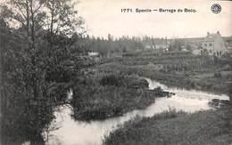 Spontin - Barrage Du Bocq (1914) - Belgique