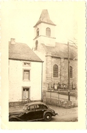 BELGIQUE - (Prov. Lux.- Wellin )  CHANLY - Eglise ( Photo: Format 12X8 ) - Lieux
