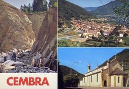 Cembra - Trento - Formato Grande Non Viaggiata – E 10 - Trento
