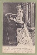 SARAH BERNHARDT   FROU FROU - Théâtre