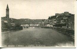 006023  Verona - L'Adige E Castel S. Pietro - Verona