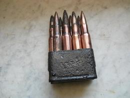 Garand Cartouche Clip 30.06 Ww2 Fouille - Armi Da Collezione