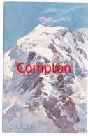 441 E.T.Compton Ortler Ortles Südtirol Künstlerkarte - Ohne Zuordnung