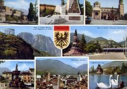 Trento - Formato Grande Viaggiata – E 10 - Trento