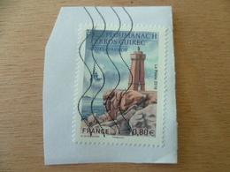 FRANCE  PLOUMANACH PERROS GUIREC LE PHARE  OBLITERE - France