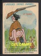 DF / HUMOUR / SÉRIE CHASSE / LA CULASSE .... - Humour