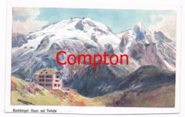 437 E.T.Compton Bamberger Haus Dolomiten Künstlerkarte - Ohne Zuordnung