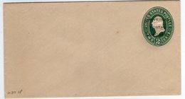 United States 1897 UPU Universal Postal Congress Washington Postal Stationery 2c - UPU (Unione Postale Universale)
