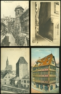 Lot De 50 Cartes Postales De France Rhin ( Bas ) Strasbourg Strassbourg     Lot Van 50 Postkaarten Van Frankrijk ( 67 ) - Cartes Postales