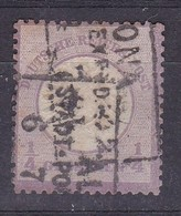 Allemagne, Empire - Yvert N° 13 Oblitéré - Germany