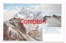 413 E.T.Compton Payerhütte Ortler Ortles Künstlerkarte - Bolzano (Bozen)