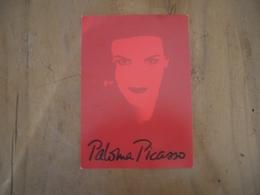 Carte Picasso - Cartes Parfumées