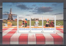 Nederland Netherlands 2014,3V In Block, Holland Promotion,souvenir,briefmarken Messe Essen,MNH/Postfrisch(L3454) - Holidays & Tourism