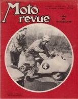 Moto Revue  16 Mars 1957  Motobecane 175 / Salon D' Amsterdam / Triumph 21 - Moto