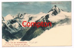 393 E.T.Compton Großglockner Schmittenhöhe Kleinformat - Austria