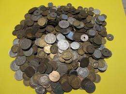 PLUS DE 3,5 KILO DE PIÈCES FRANÇAISE : DÉPART 1 € (23 Scans) - Monnaies & Billets