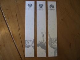 Carte D'Orsay (3)* - Cartes Parfumées