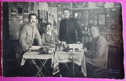 Militaria - Wiedmayer Ellwangen - Photo Camp De Prisonniers Officier - Guerre 1914 - 1918 - Guerre 1914-18