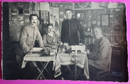 Militaria - Wiedmayer Ellwangen - Photo Camp De Prisonniers Officier - Guerre 1914 - 1918 - War 1914-18