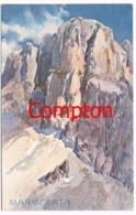 374 E.T.Compton Marmolata Marmolada Tirol Künstlerkarte - Ohne Zuordnung