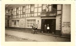 ALLEMAGNE -( Cologne ) BLANKENHEIM - Hotel Post  ( Photo: Format 12X 7.5 ) - Lieux