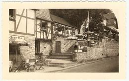 ALLEMAGNE -( Cologne ) BLANKENHEIM - Restaurant - Em Duffes ( Photo: Format 12X 7.5 ) - Lieux