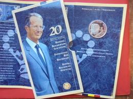"Baudouin 1er. 250 Francs 1996 QUALITE ""Proof"" - 1951-1993: Baudouin I"