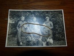 Carte Photo Militaria Prisonniers Stalag XC X C Nienburg-sur-Weser - Guerre 1939-45
