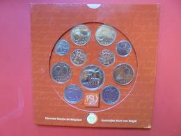 BELGIQUE FDC 2000 - 1993-...: Albert II