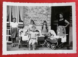 Photo Enfants, Landaus, Poupees - Persone Anonimi