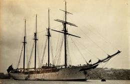 """Voilier-école Espagnol """"Juan Sebastian Elcano"""" En Escale à Malte - Warships"""