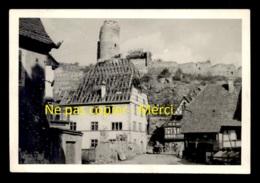 KAYSESBERG (HAUT-RHIN) - RECONSTRUCTION APRES 1945 - LA MAISON DES BAINS - FORMAT 13 X 9 CM - Lieux