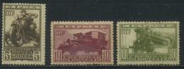 USSR 1932 Michel 407-409 Express Post. MH - 1923-1991 USSR