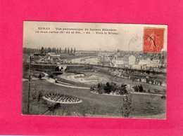 62, Pas-de-Calais, Arras, Vue Panoramique Du Square Méaulens, Animée, 1906, La Scarpe, () - Arras