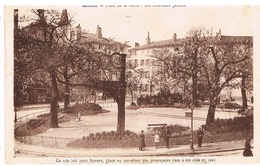 Mâcon - Place De La Barre - Macon