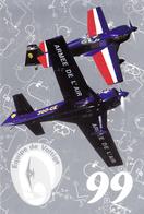 Thematiques Aviation Autocollant Sticker Armée De L'Air Equipe De Voltige 99 - Autocollants