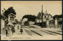 Ris-Orangis (S.et-O.) - La Gare - Coll. ES N° 11920 - Voir 2 Scans - Ris Orangis
