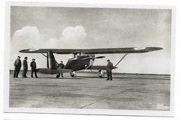 13-ISTRES-AVIATION- Avion Bréguet 27, Reconnaissance Et Bombardement.....  Animé - 1919-1938: Entre Guerres