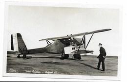 13-ISTRES-AVIATION- Avion Bréguet 411.....  Animé - 1919-1938: Entre Guerres