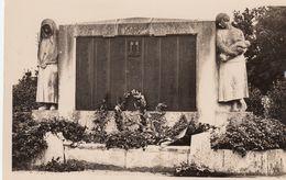 Cp , 40 , MONT-de-MARSAN , Monument Aux Morts (Charles Despiau, Sculpteur) - Mont De Marsan