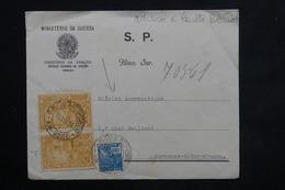 BRÉSIL - Enveloppe Du Ministère De La Guerre Pour Société Blériot Aéronautique En France En 1934 - L 23121 - Brésil