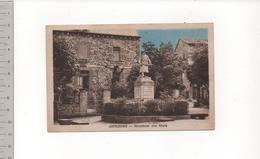 12 ASPRIERES  MONUMENT AUX MORTS L CABRIT EDIT - France