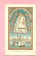 GENEALOGIE / BULLETIN / AVIS DE BAPTEME : 1925 -  DUNKERQUE - NOTRE DAME DES DUNES - MADELEINE DEBEIRE - Naissance & Baptême