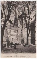 GENÈVE Cathédrale De St-Pierre Animée - GE Genève