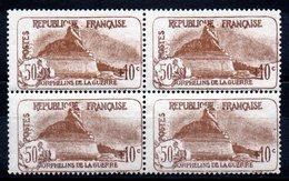 FRANCE - YT N° 230 X4 - Neuf **/* - MNH/MH- Cote: 320,00 € - Lire Descriptif - Neufs