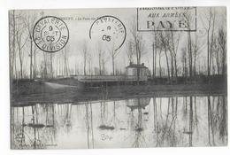 """1905 - SUPERBE CACHET De CAVALERIE 2ème DIVISION + """"TRESOR ET POSTES AUX ARMEES PAYE"""" Sur CARTE De RAMERUPT (AUBE) - Marcophilie (Lettres)"""