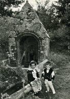 CPSM  BRETAGNE - Enfants En Costume De Baud - Baud